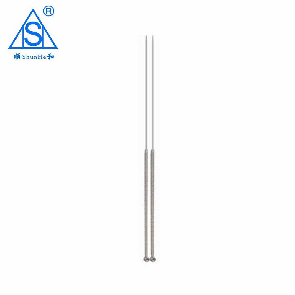 Disposable Aluminium Handle Acupuncture Needle