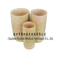 Cupping Apparatus Medical Bamboo Cupping Jar