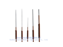 Fire needles for beauty care acupuncture needle